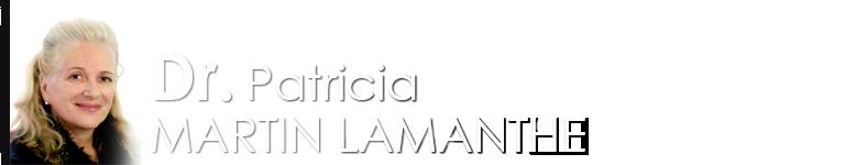 Docteur Patricia MARTIN LAMANTHE